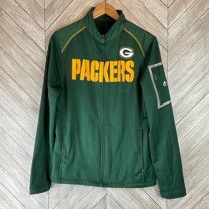Green Bay Packers Jacket Small